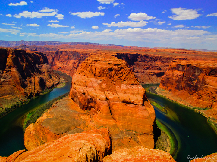 Itinerario West Coast on the Road - Page - Horseshoe Bend